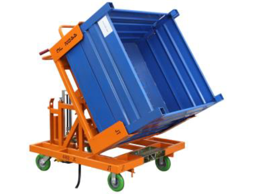 How Industrial Carts and Dollies can Improve Your Workplace