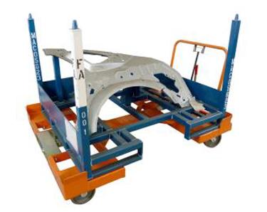 Cutout Cart