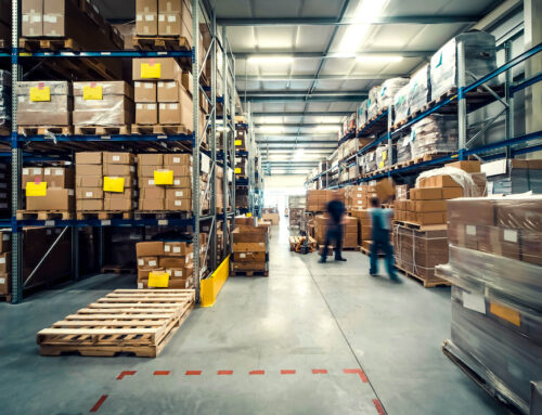 How to Organize Your Warehouse to Work Smarter, Not Harder